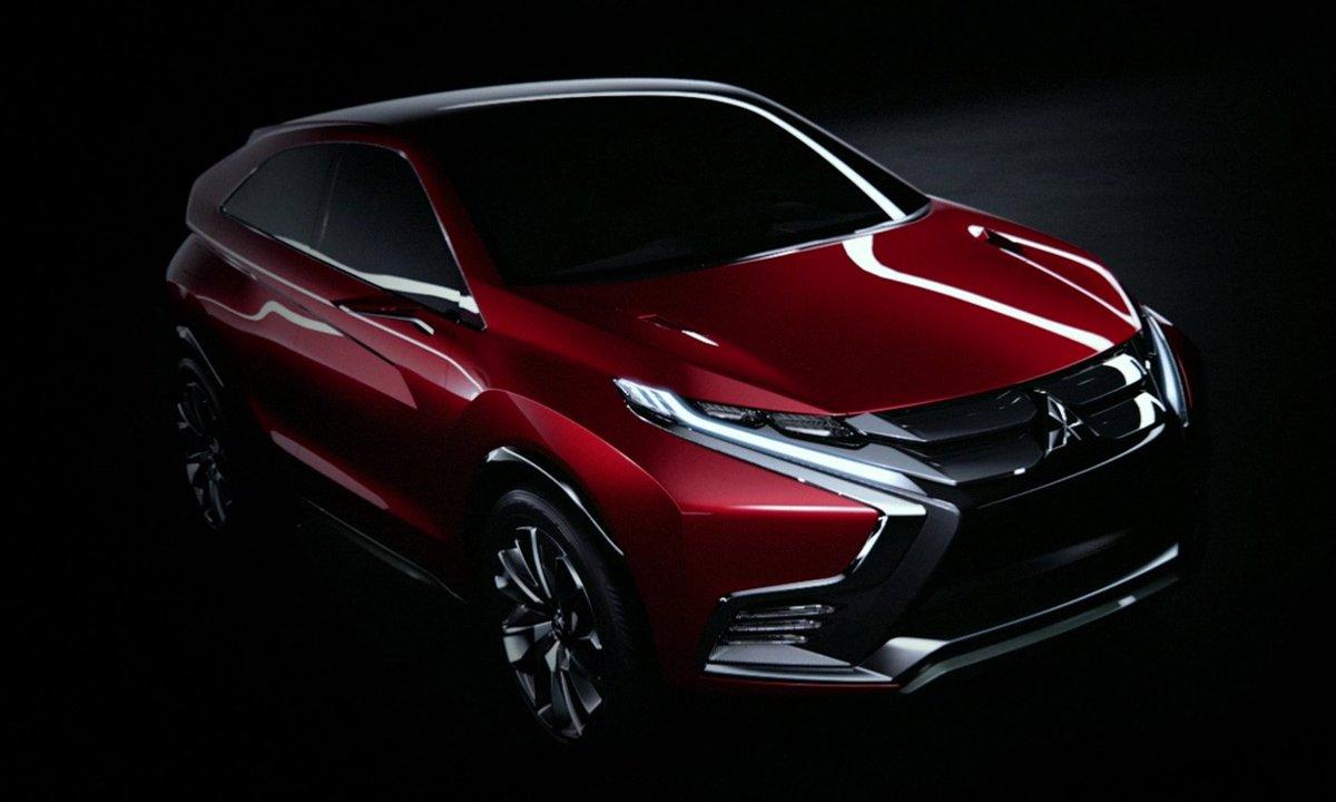 Mitsubishi XR-PHEV II Concept 2015 : Présentation officielle