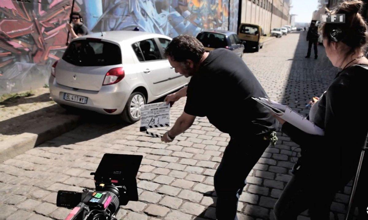 """Making of de l'épisode """"Compte à Rebours"""" de Section de recherches"""