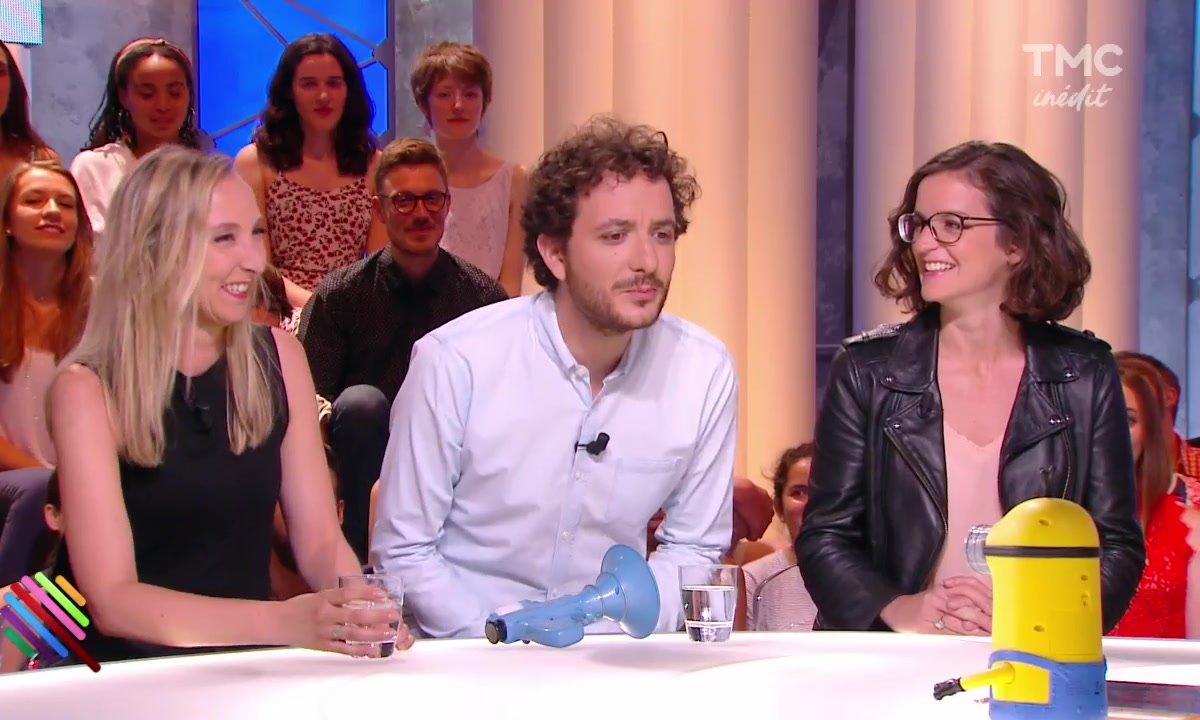 """Les minions, Audrey Lamy et David Marsais sont de retour dans """"Moi, Moche et Méchant 3"""" !"""