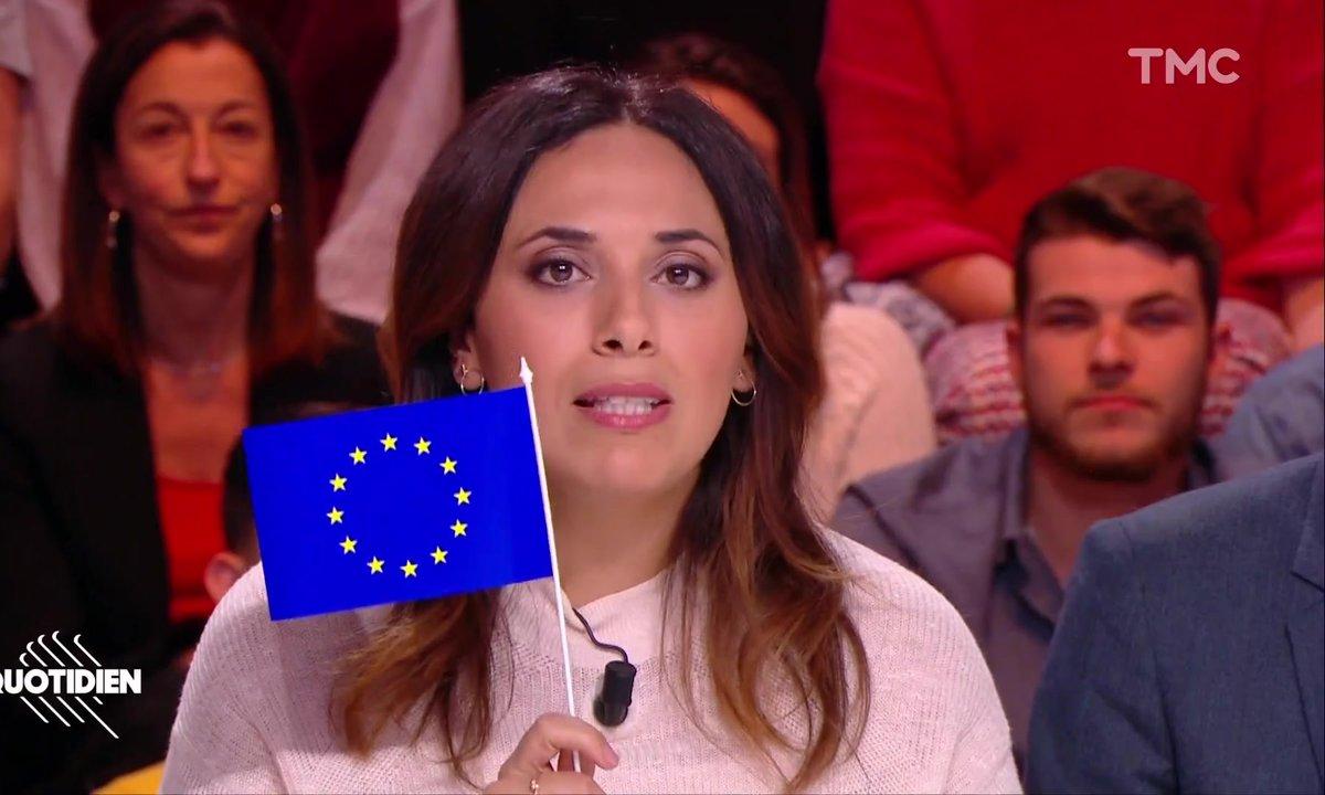 Le Moment de vérité : c'est quoi le problème avec le drapeau européen ?