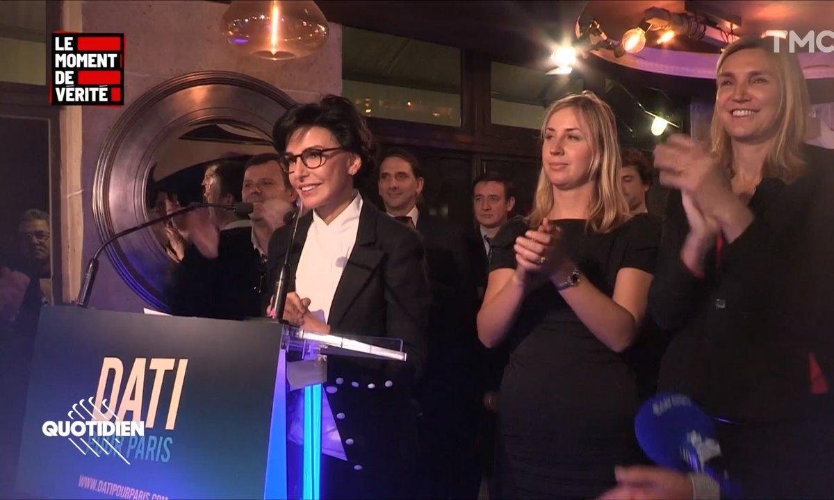 Le Moment de vérité : la candidature de Rachida Dati à la mairie de Paris