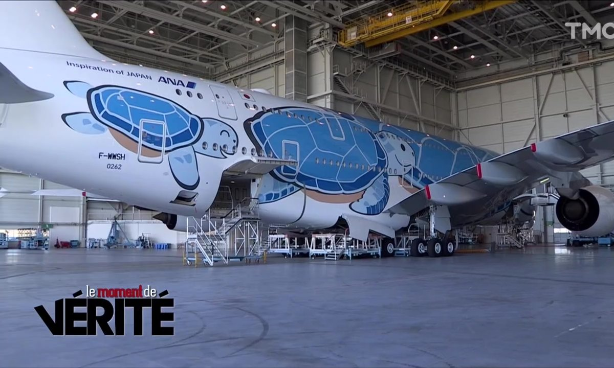 Le Moment de vérité : les tous derniers A380