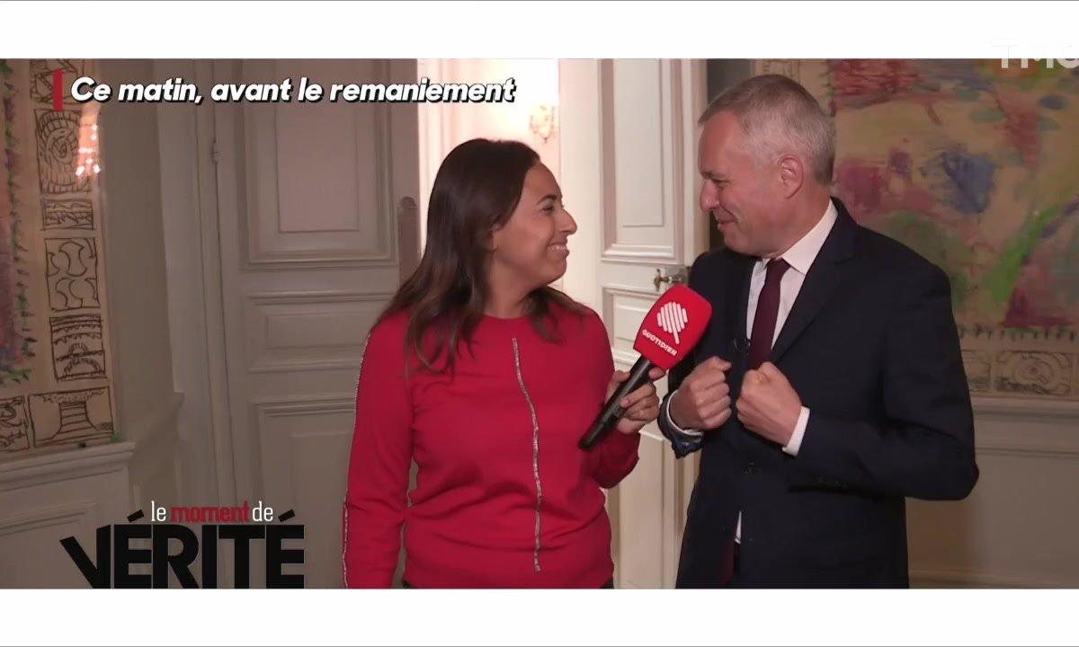 Moment de vérité – Les dernières heures de François de Rugy à l'Assemblée, avec Salhia Brakhlia