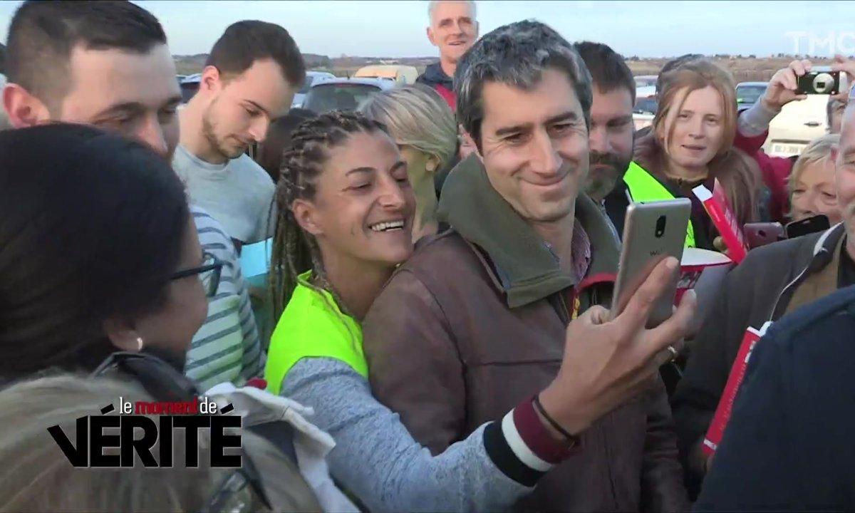 Le Moment de vérité : François Ruffin ou Jean-Luc Mélenchon ? Les gilets jaunes ont fait leur choix