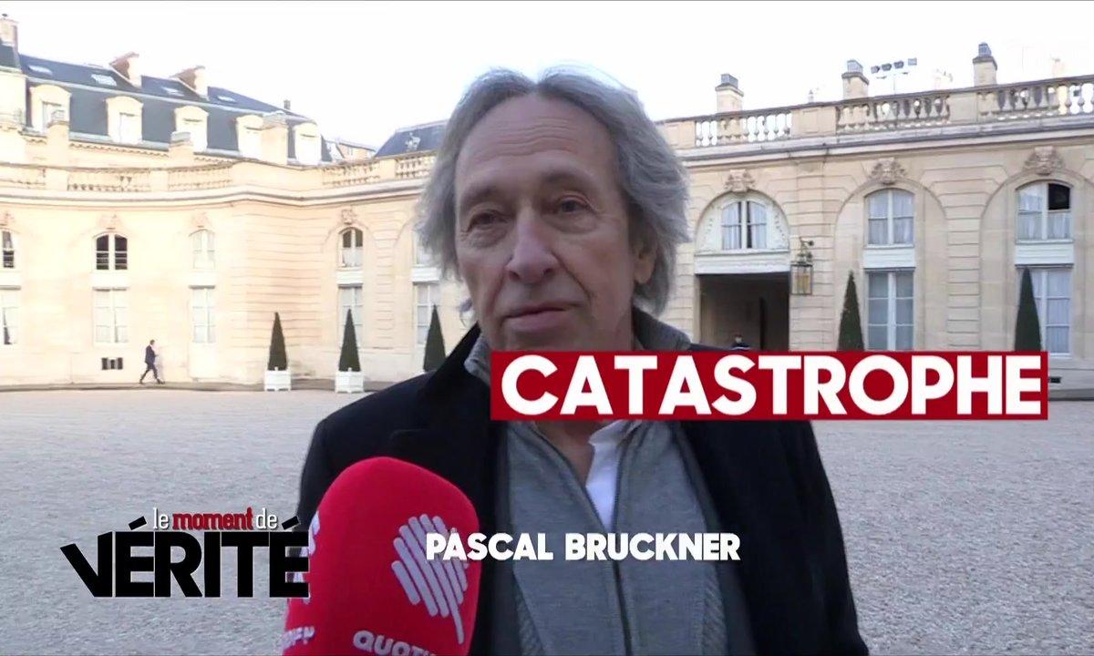 Le Moment de vérité : gros GROS pessimisme chez les intellectuels reçus par Macron