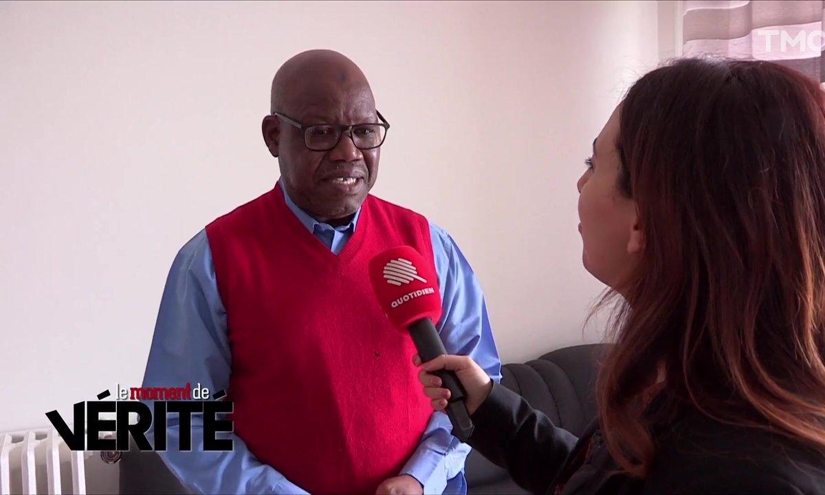 Le Moment de vérité : l'émotion de M. Traoré, homme de ménage à Notre-Dame