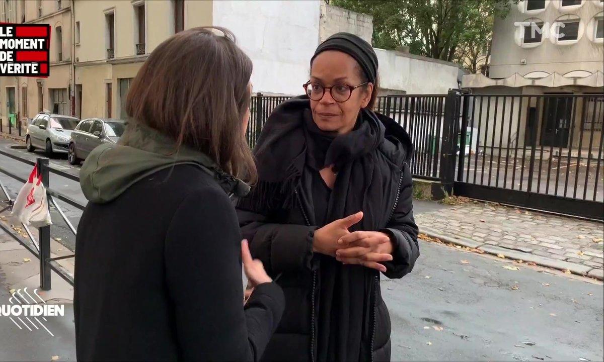 Le Moment de vérité - Menaces et intimidations : à Saint-Denis, les parents d'élèves font front contre le deal