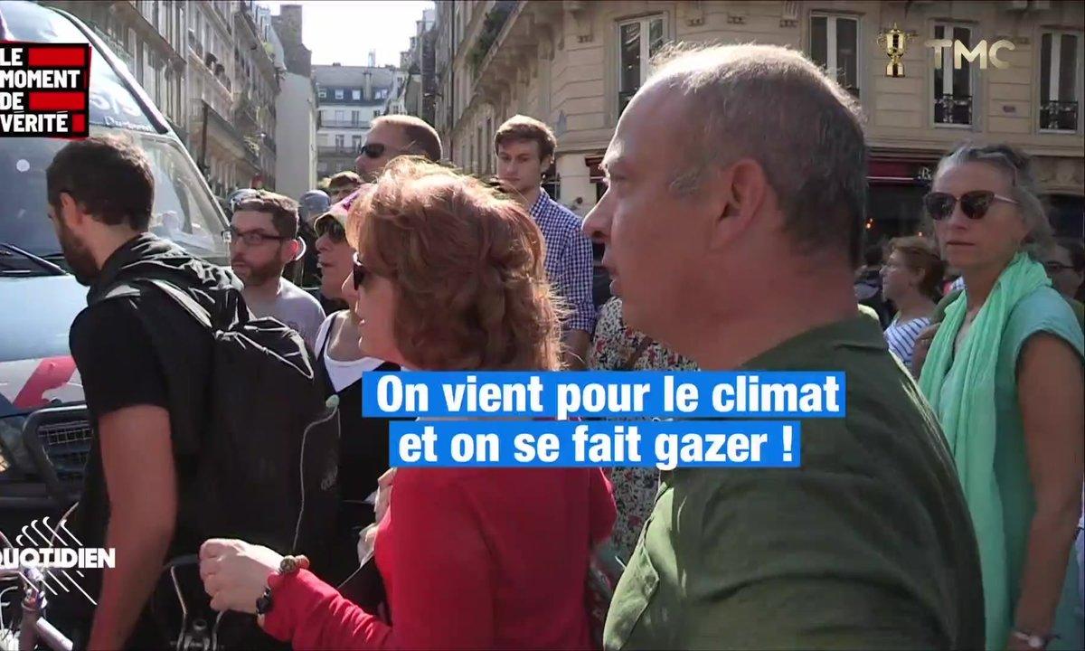 Le Moment de vérité : est-on encore libre de manifester à Paris ?