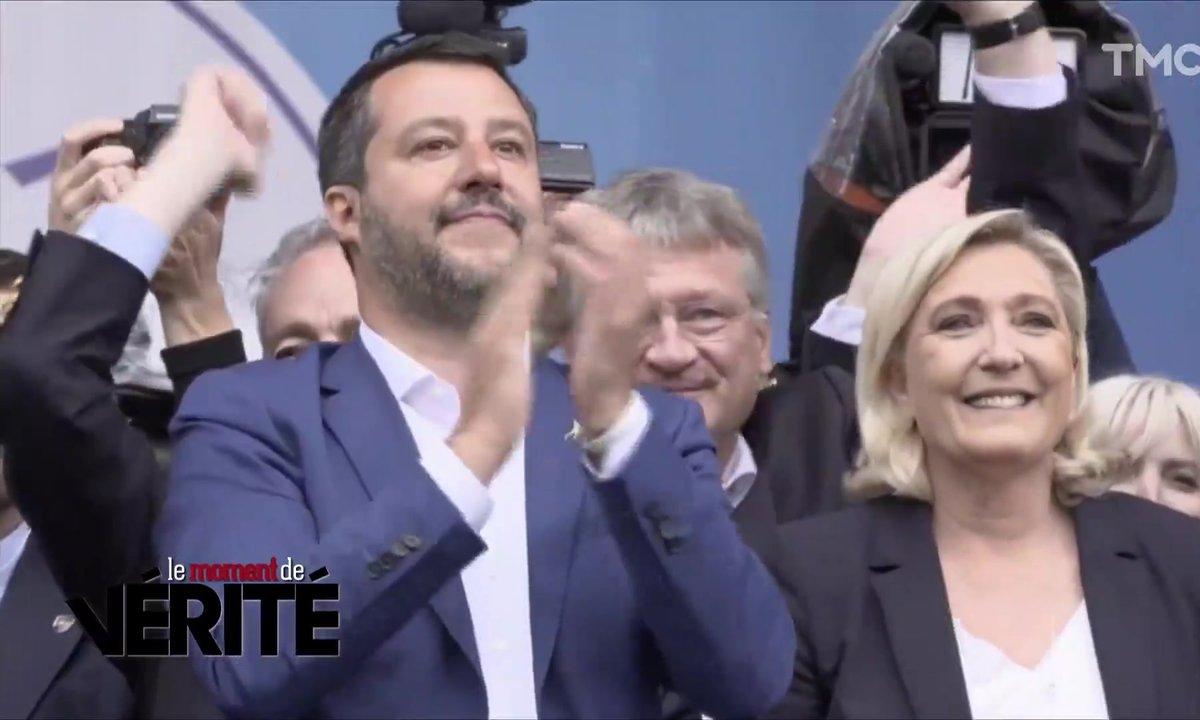Le Moment de vérité : les populistes européens en meeting à Milan