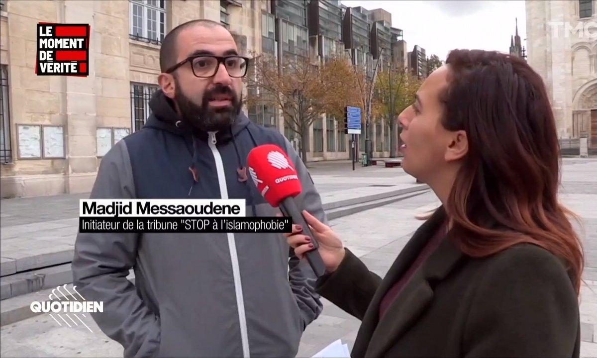 Le Moment de vérité : pourquoi la marche contre l'islamophobie fait-elle débat ?