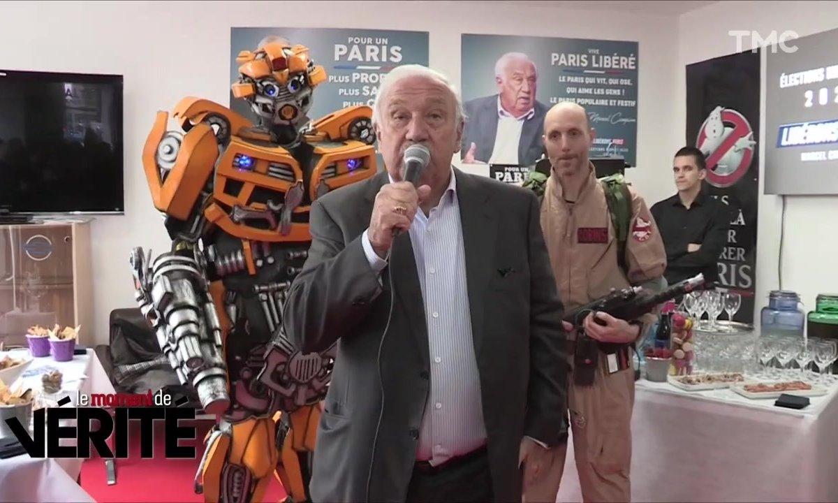Le Moment de vérité : rencontre avec Marcel Campion, candidat à la mairie de Paris