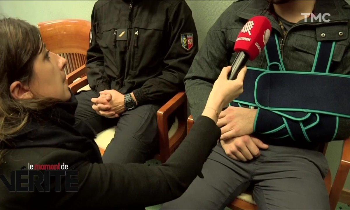 Le Moment de vérité : rencontre avec Pierre et Cédric, les deux gendarmes tabassés par un boxeur