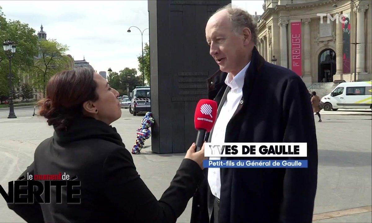 Le Moment de vérité : rencontre avec Yves, le petit-fils du général De Gaulle