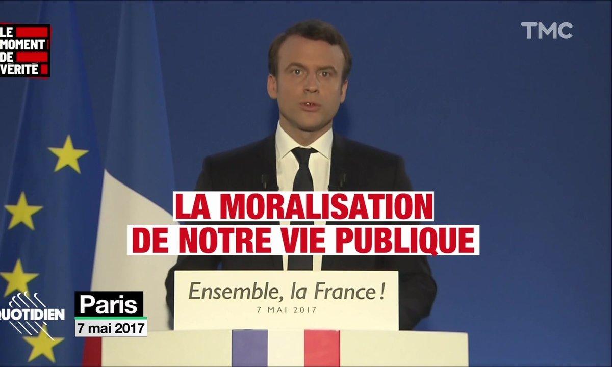 """Le Moment de vérité : Richard Ferrand mis en examen, où est passée la """"morale politique"""" promise par Macron ?"""
