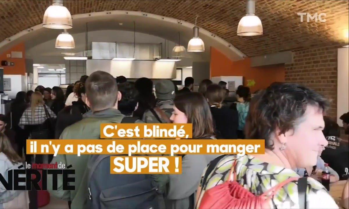 Moment de vérité – université surchargée, pas de toilettes : la galère des étudiants d'Amiens