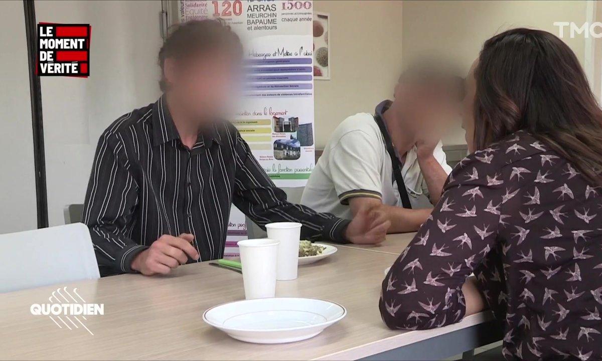 """Le Moment de vérité : """"Il y a frapper et frapper"""", deux hommes accusés de violences conjugales témoignent"""