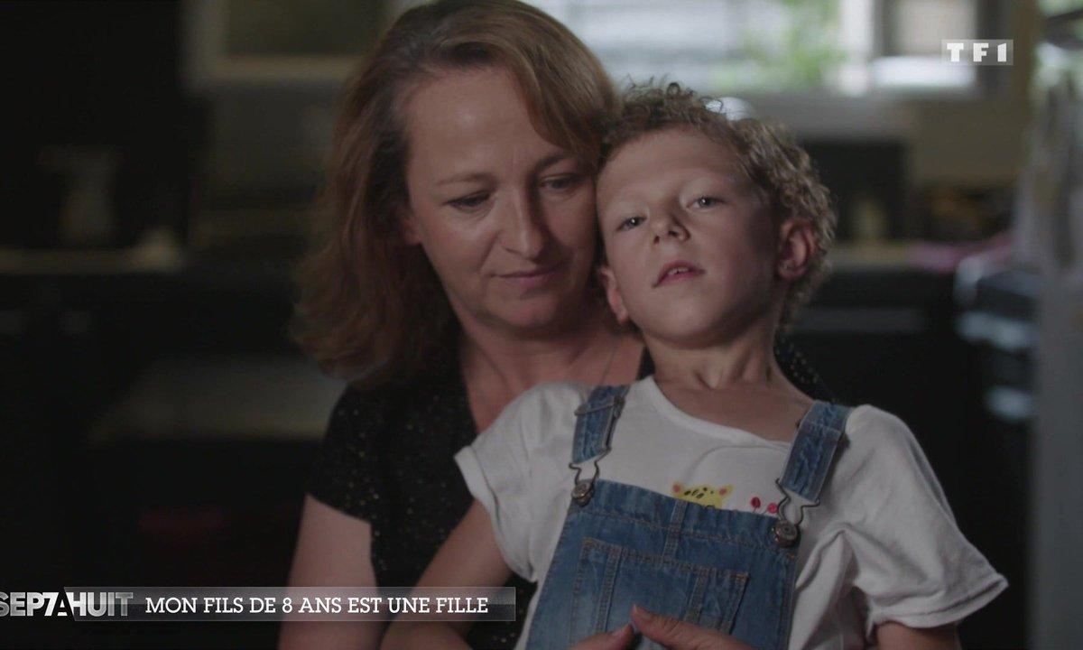 """""""Mon fils de huit ans est une fille"""" : le combat de Chrystelle pour Lilie"""