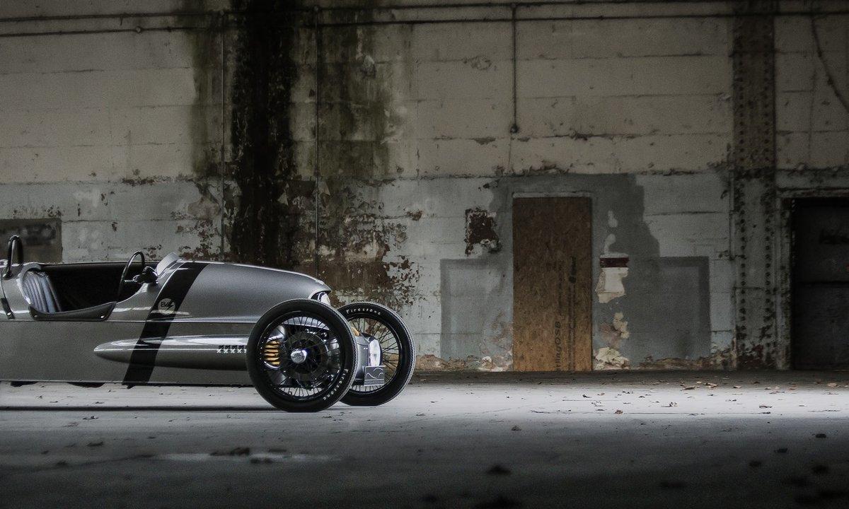 Morgan EV3 présentation officielle