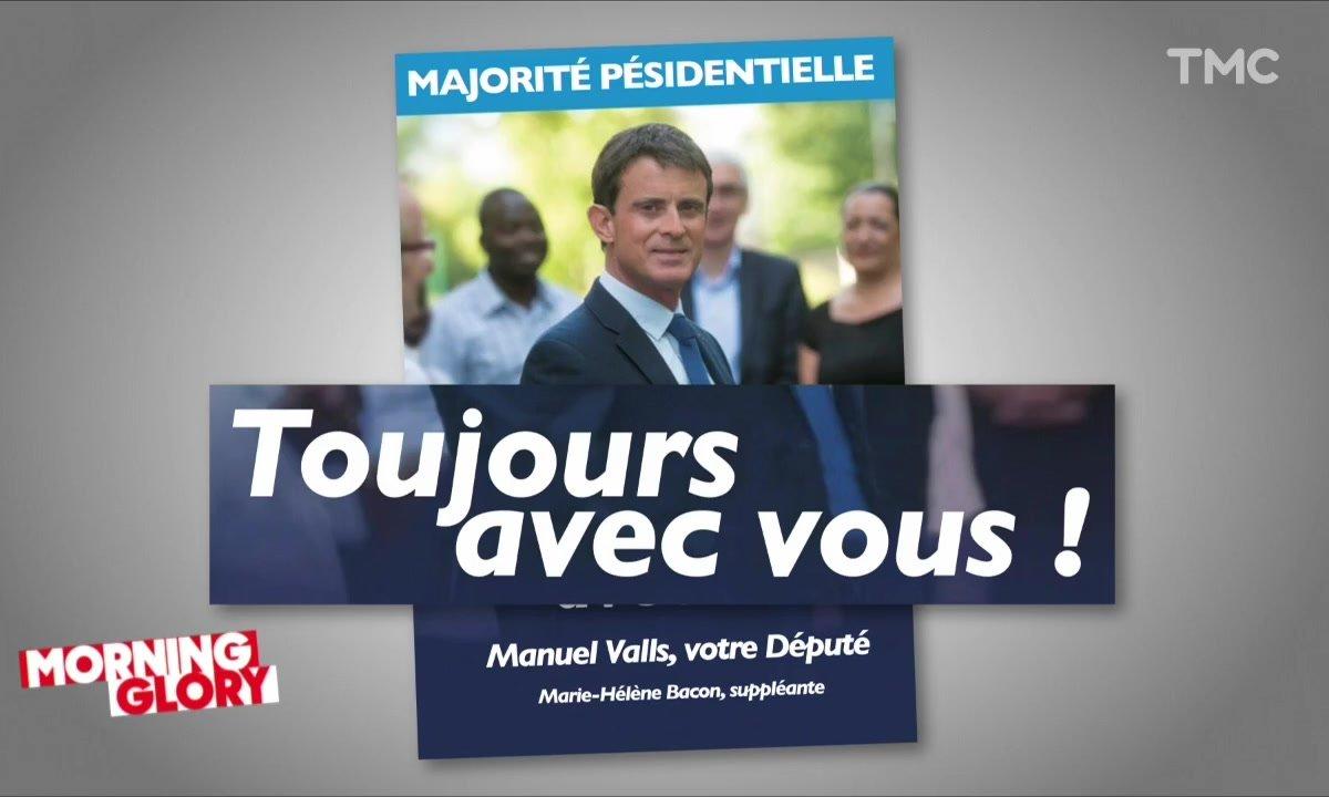Morning Glory : pensée émue aux électeurs de Manuel Valls