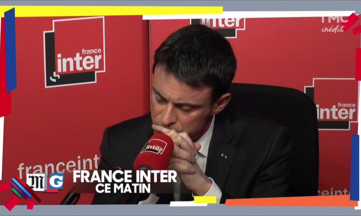 Morning Glory - Manuel Valls victime d'un canular sur France Inter