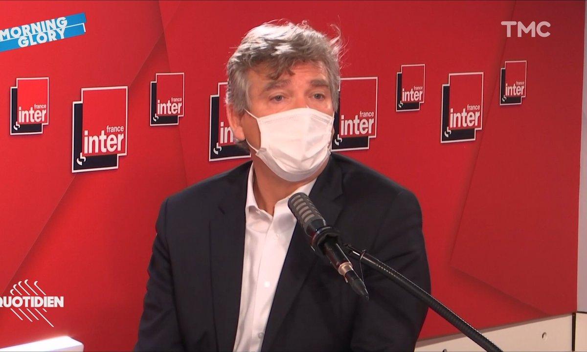 Morning Glory : Arnaud Montebourg a voté Jean-Luc Mélenchon, ah bon ?