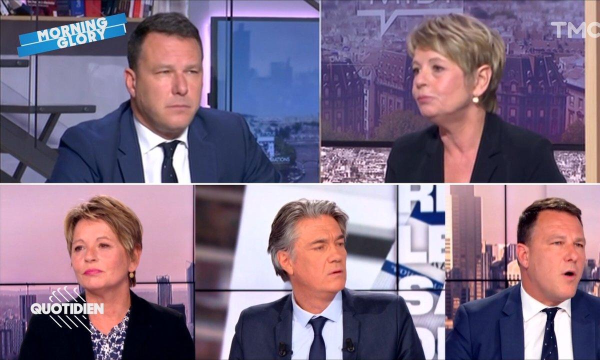 Morning Glory - BFMTV, LCI : deux chaînes, mêmes invités, même discours