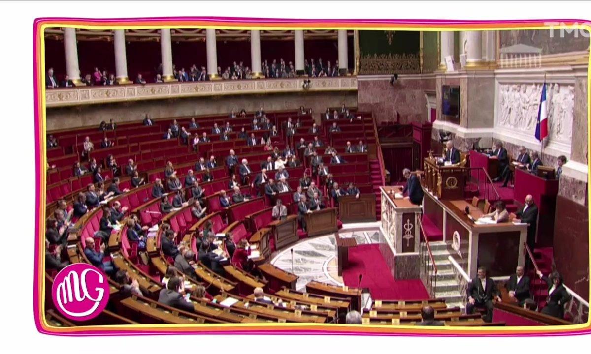 Morning Glory : Le comportement honteux des députés français face aux Allemands