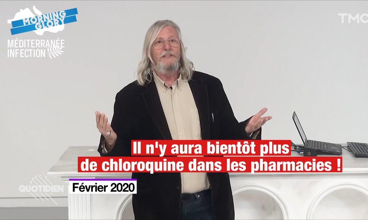 Morning Glory : Didier Raoult et le (faux) espoir de la chloroquine, un an déjà