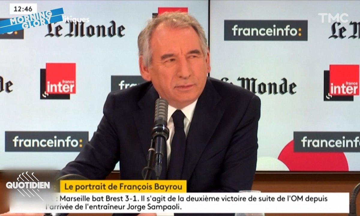 Morning Glory : distribution de claques pour François Bayrou sur France Inter