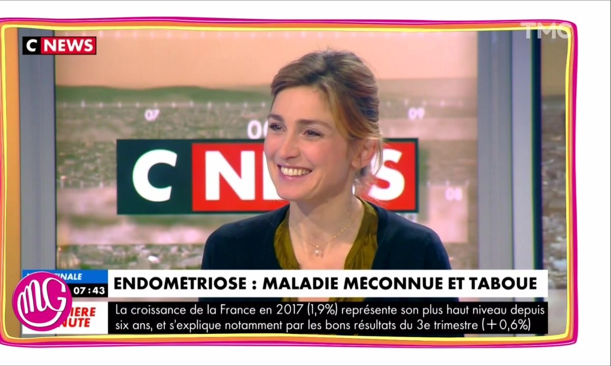Morning Glory : Elkabbach en mode RELOU avec Julie Gayet
