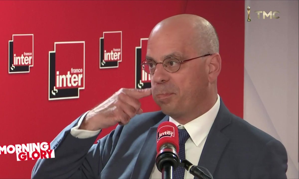 Morning Glory : gros malaise pour Jean-Michel Blanquer sur France inter