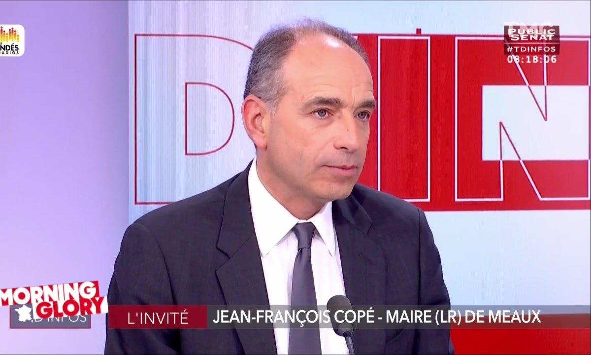 Morning Glory – Jean-François Copé n'a pas quitté la politique, c'est la politique qui l'a quitté