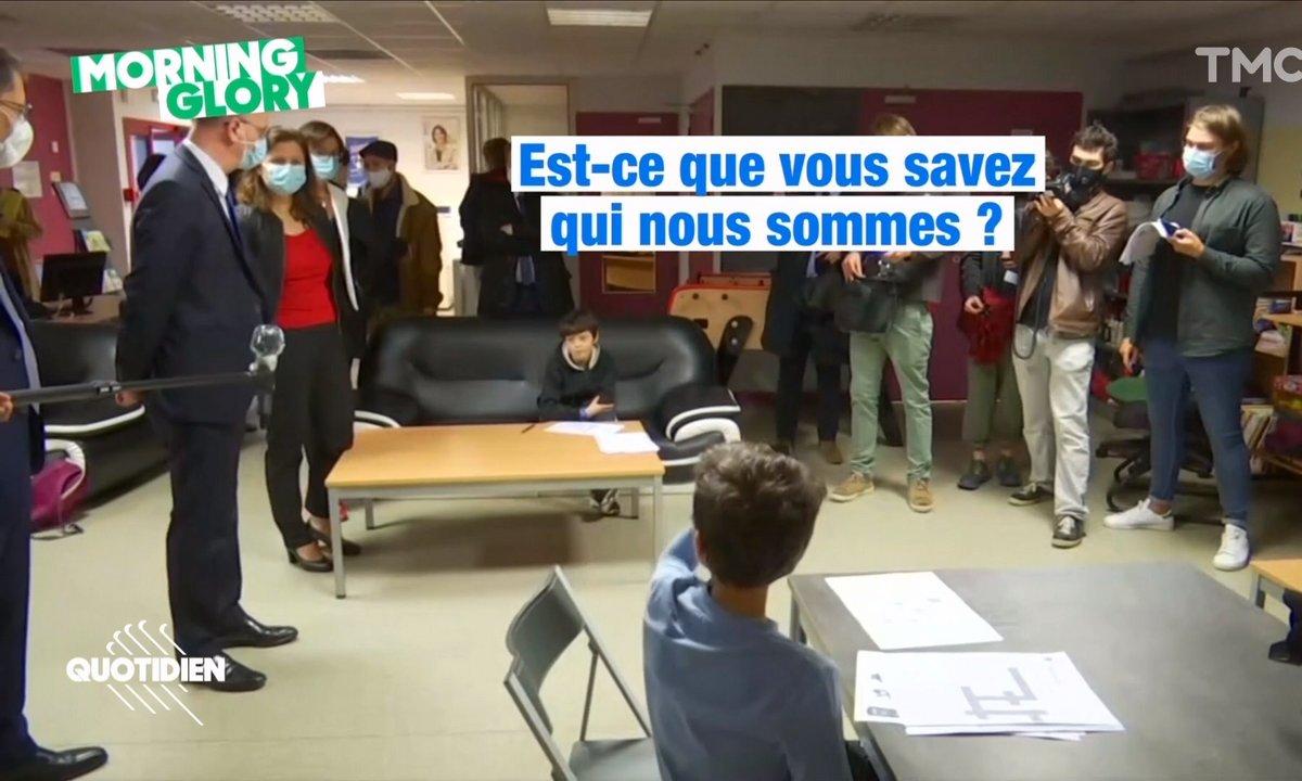 Morning Glory : Jean-Michel Blanquer veut encore croire à sa popularité