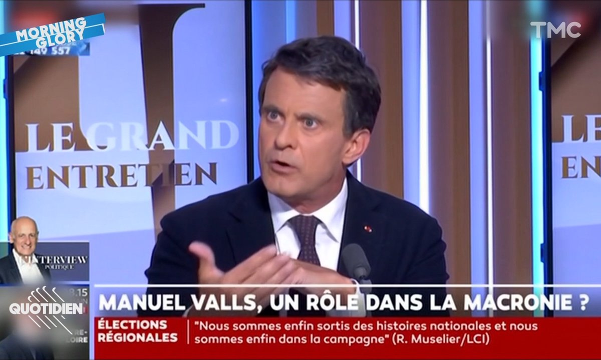 Morning Glory : la subtilité selon Manuel Valls