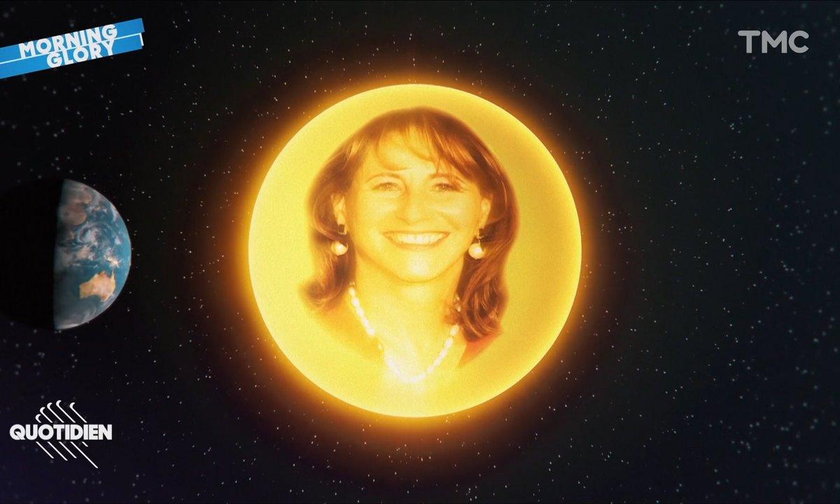 Morning Glory: la Terre ne tourne pas autour du Soleil, elle tourne autour de Ségolène Royal