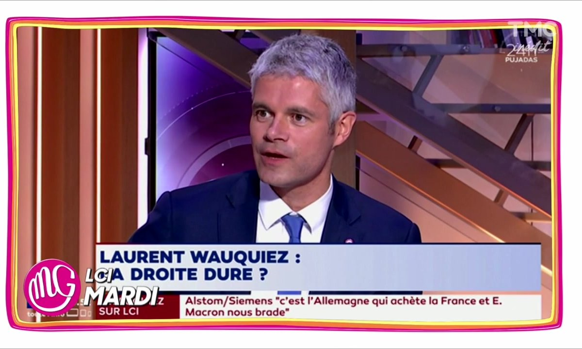 Morning Glory : Quand Laurent Wauquiez invente la réponse d'Angela Merkel