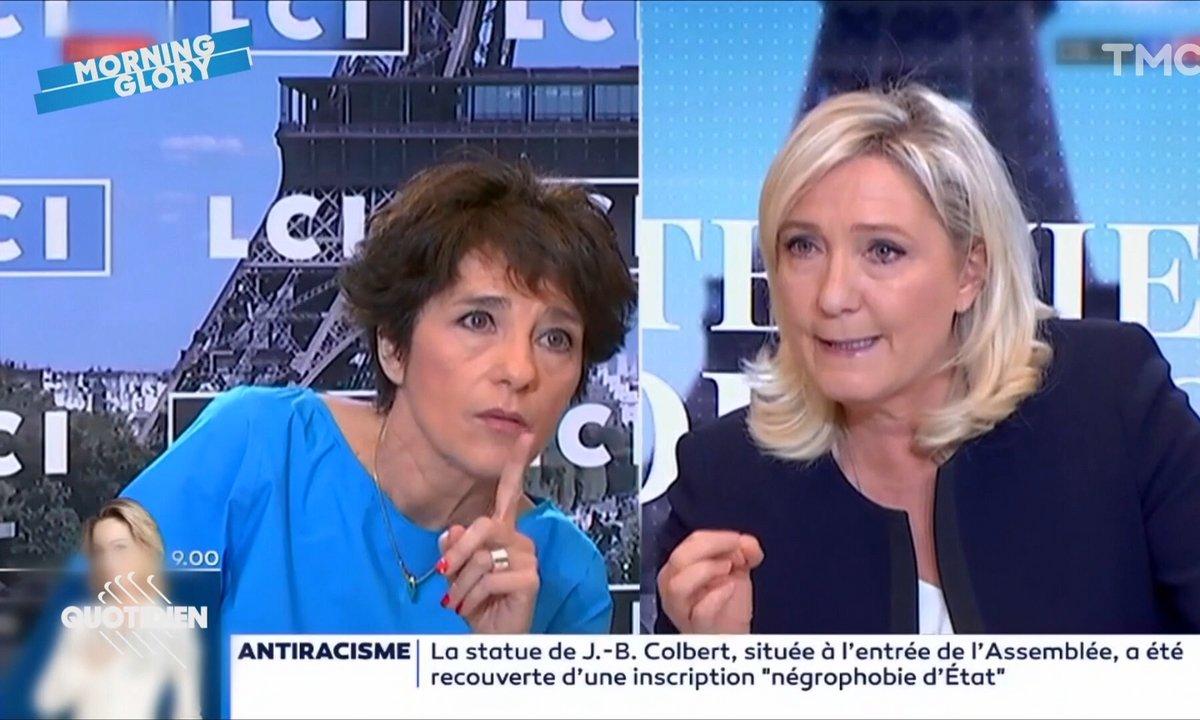 Morning Glory : les soutiens de Trump sont aussi ceux de Didier Raoult… coïncidence ?