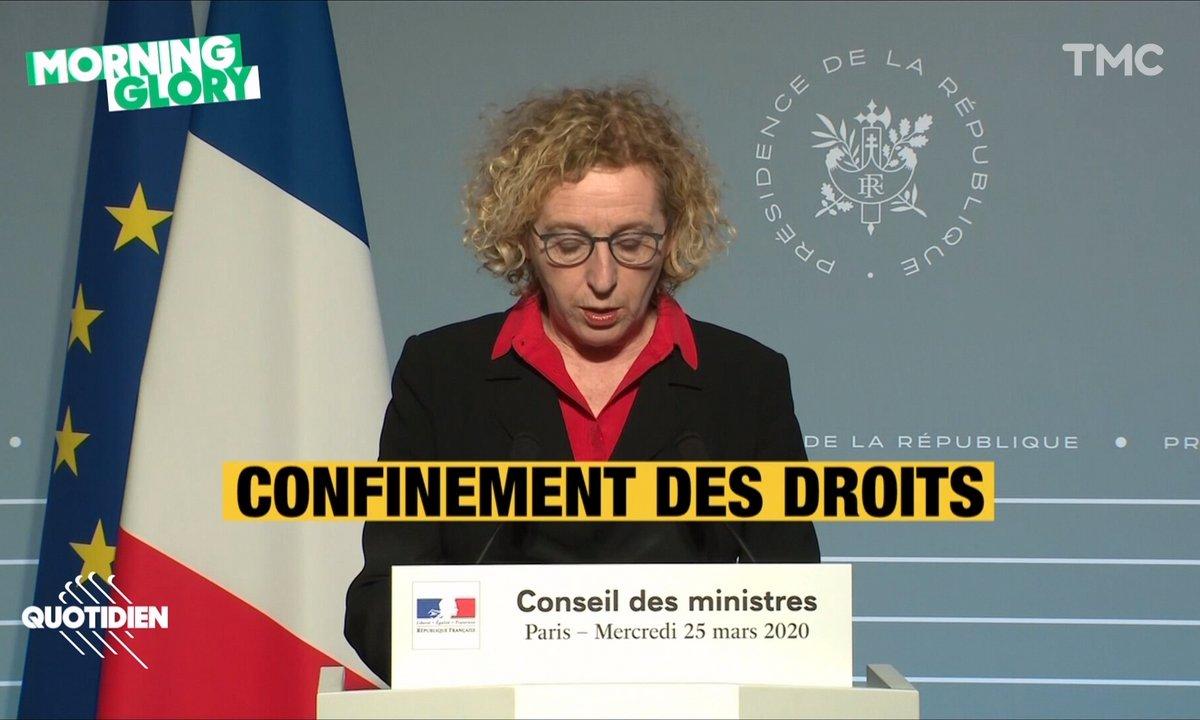 Morning Glory : les syndicats s'inquiètent, mais pas de panique, Muriel Pénicaud est là