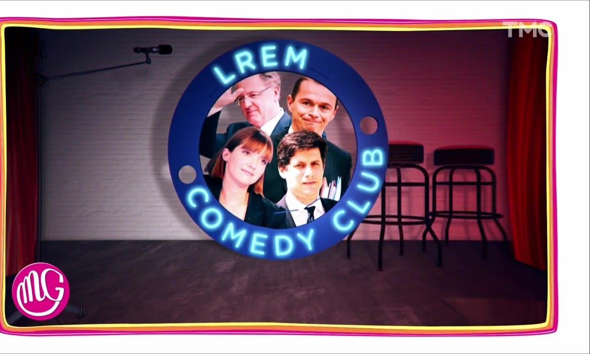 Morning Glory : le LREM Comedy Club