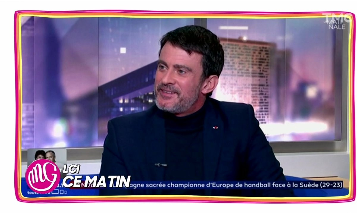 Morning Glory : Manuel Valls tendance vieux sage