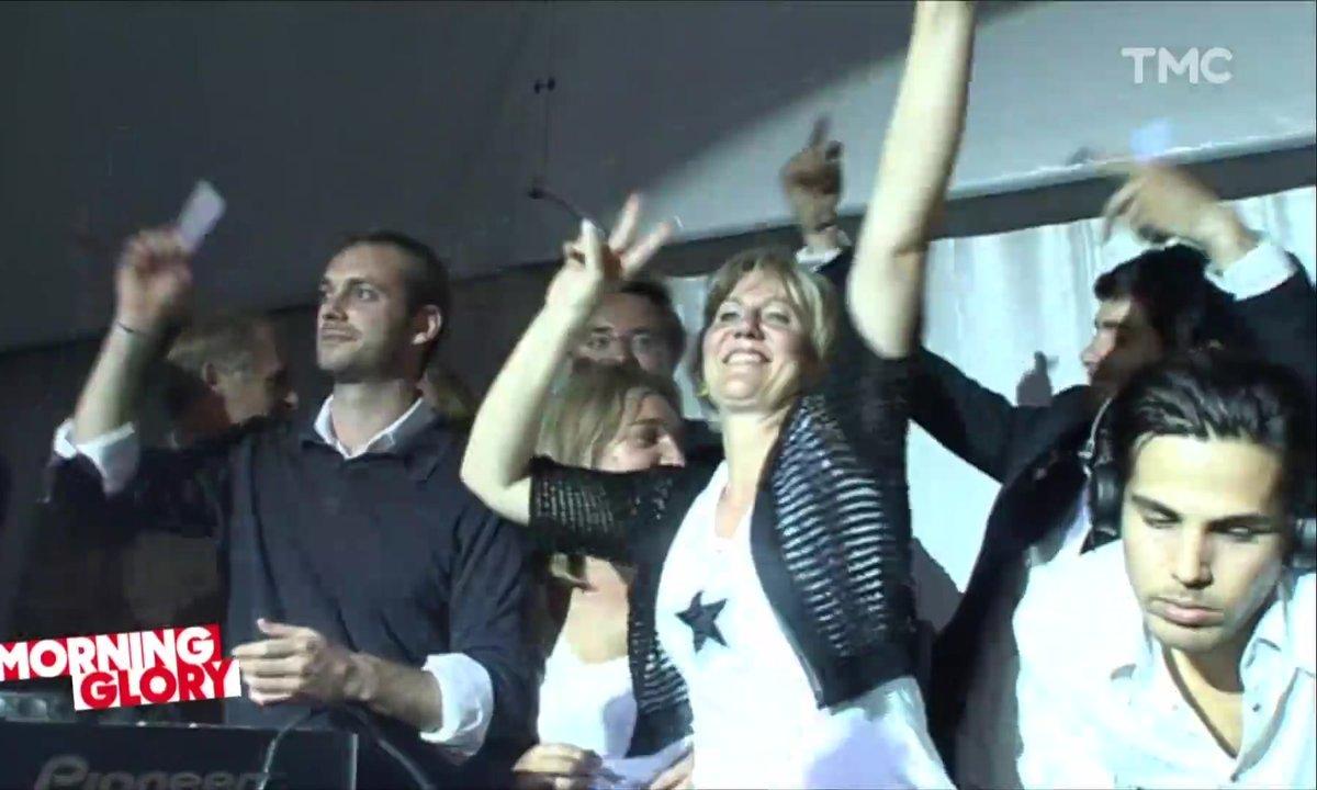 Morning Glory : Nadine Morano clashe Christophe Castaner (mais oublie qu'elle a fait pire)