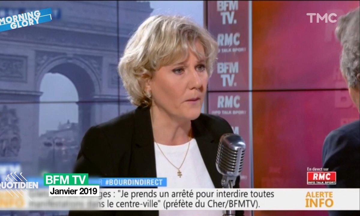 Morning Glory : Nadine Morano, future ministre de Marine Le Pen ? Ce qu'elle en disait AVANT
