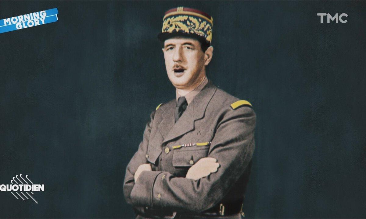 Morning Glory : nous aussi on peut faire parler De Gaulle