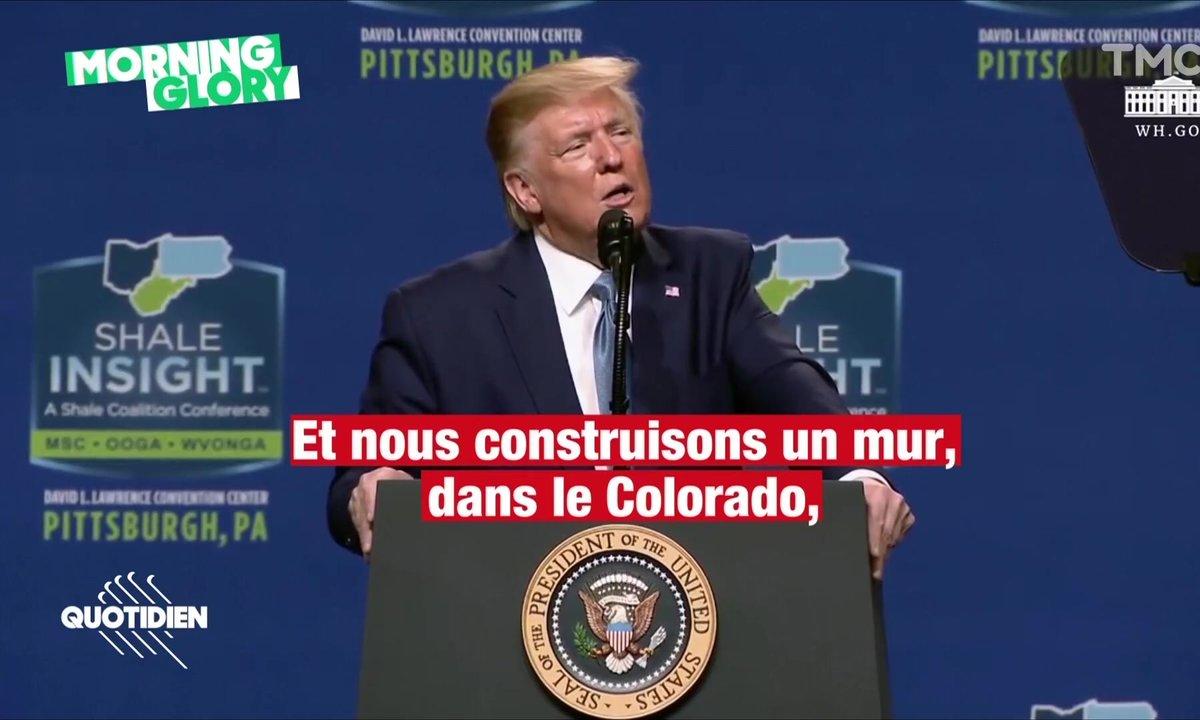 Morning Glory : le (nouveau) gros fail de Donald Trump