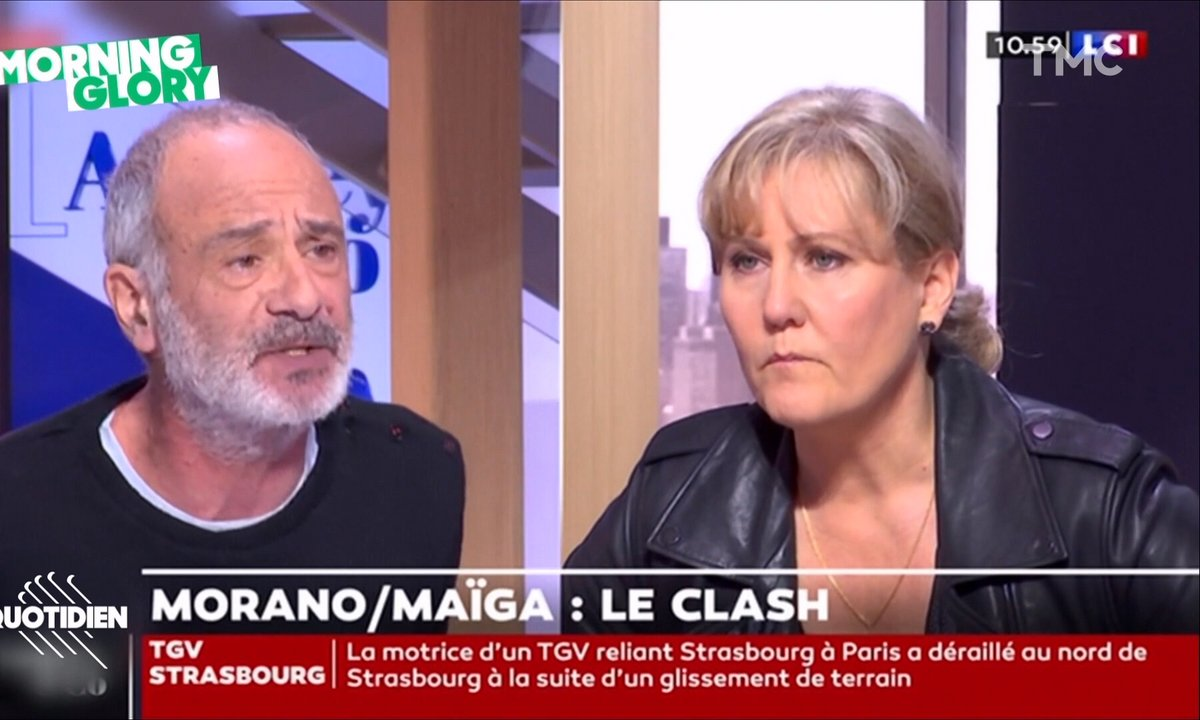 Morning Glory : on a trouvé le moyen de clouer le bec de Nadine Morano