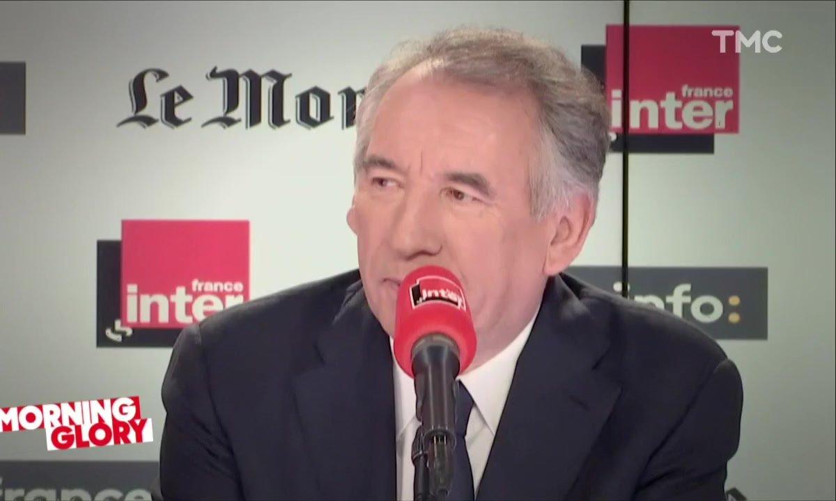 Morning Glory : on a trouvé La meilleure question à poser à François Bayrou