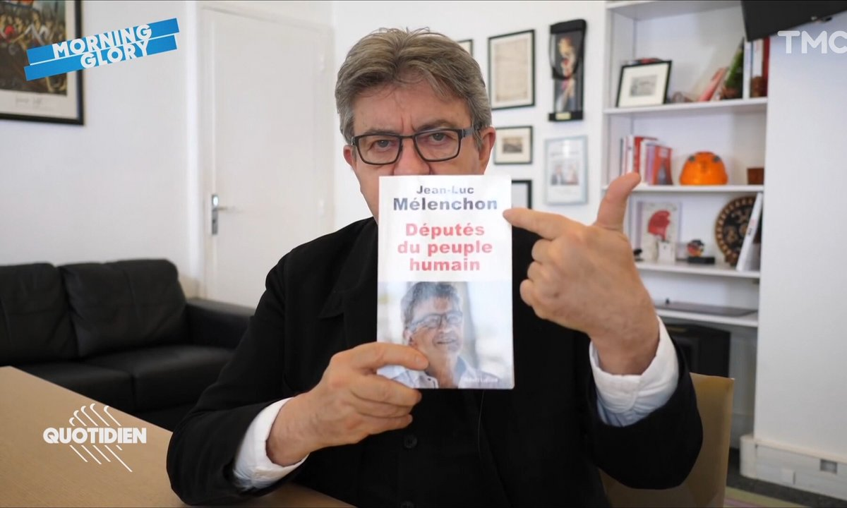 Morning Glory : on pense que la France Insoumise a besoin d'argent