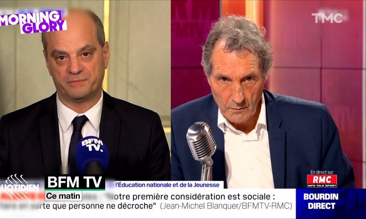Morning Glory : palme d'or du discours incompréhensible pour Jean-Michel Blanquer