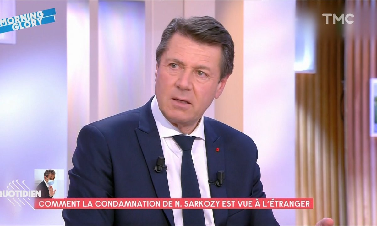 Morning Glory : selon Estrosi, la condamnation de Sarkozy va dégoûter tous les futurs politiques