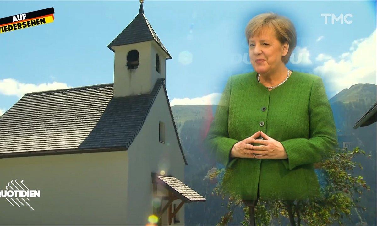 Morning Glory spécial Angela Merkel